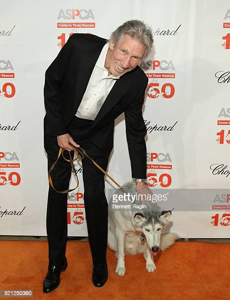 Recording artist Roger Waters attends the 19th Annual ASPCA Bergh Ball at The Plaza Hotel on April 14 2016 in New York City