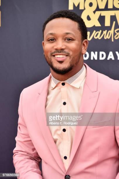 Recording artist Romeo Miller attends the 2018 MTV Movie And TV Awards at Barker Hangar on June 16, 2018 in Santa Monica, California.