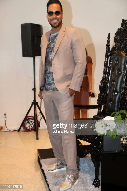 Recording artist Romeo Santos attends the Romeo Santos press conference at EZ Studios on June 11 2019 in New York City