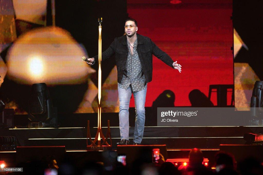 "Romeo Santos ""Golden Tour"" Concert - Anaheim, CA"