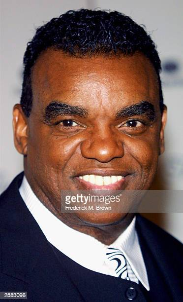 Recording artist Ron Isley attends the 48th Annual Thalians Ball at the Century Plaza Hotel on October 11 2003 in Century City California...