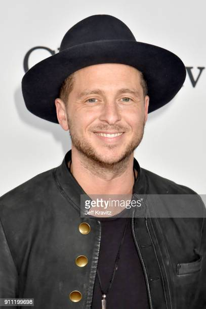 Recording artist Ryan Tedder of OneRepublic attend the Clive Davis and Recording Academy PreGRAMMY Gala and GRAMMY Salute to Industry Icons Honoring...