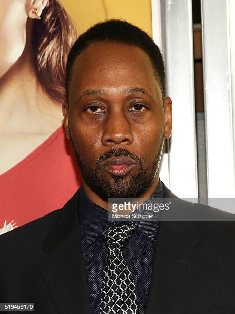 Recording artist RZA attends the 'Mr Right' New York Premiere at AMC Lincoln Square Theater on April 6 2016 in New York City