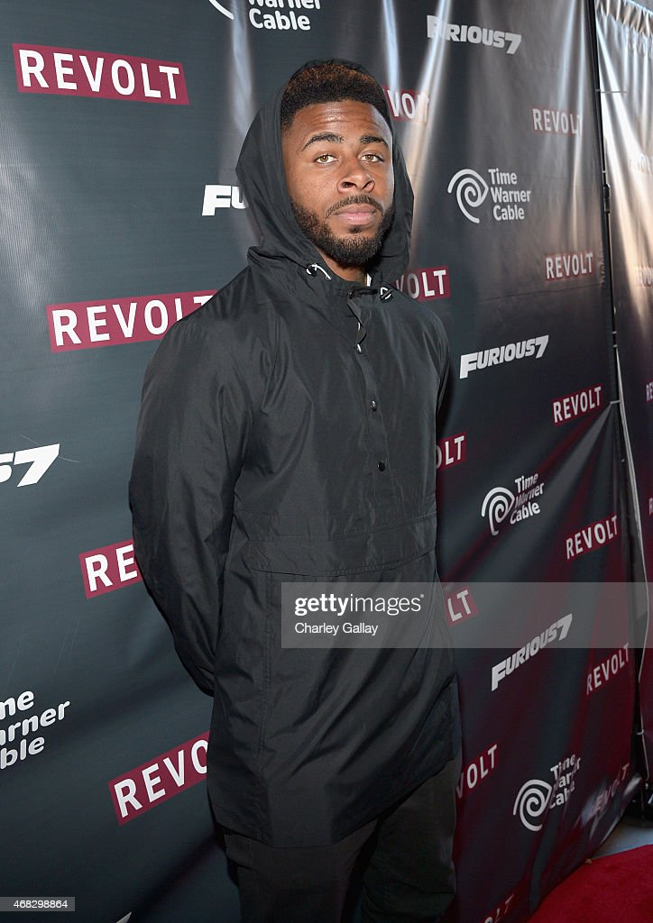 "Revolt Live Hosts An Exclusive ""Furious 7"" Concert At Hollywood Studio"