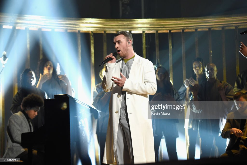 60th Annual GRAMMY Awards - Roaming Show : News Photo