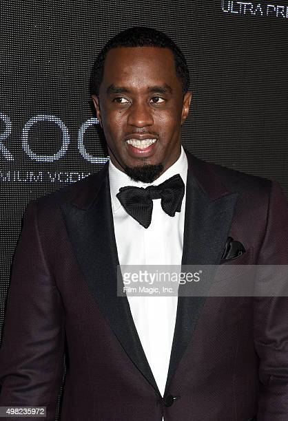 Recording artist Sean Diddy Combs attends Sean Diddy Combs Exclusive Birthday Celebration Presented By CIROC Vodka on November 22 2015 in Beverly...