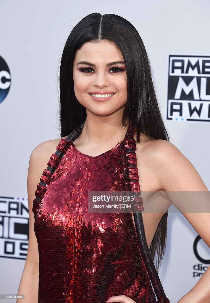2015 American Music Awards - Arrivals : Fotografía de noticias