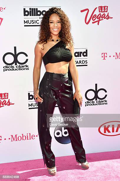 Recording artist Serayah attends the 2016 Billboard Music Awards at TMobile Arena on May 22 2016 in Las Vegas Nevada