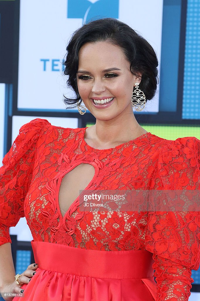 2016 Latin American Music Awards - Arrivals : Photo d'actualité