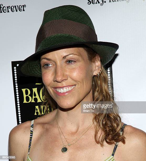 Recording artist Sheryl Crow arrives at Back to Bacharach and David Opening Night at Henry Fonda Theatre on April 19 2009 in Hollywood California