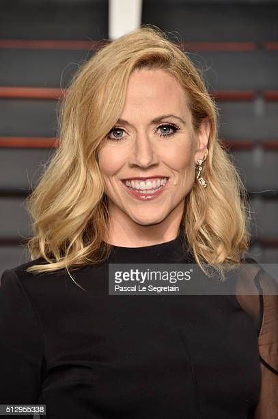 Recording artist Sheryl Crow attends the 2016 Vanity Fair Oscar Party Hosted By Graydon Carter at the Wallis Annenberg Center for the Performing Arts...