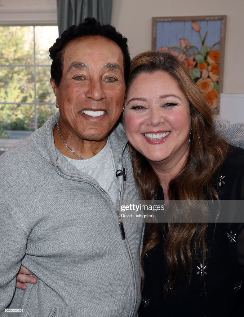 Celebrities Visit Hallmark's 'Home & Family' : News Photo