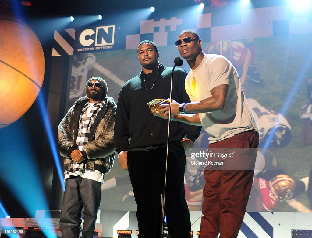 Cartoon Network Hosts Third Annual Hall Of Game Awards - Show