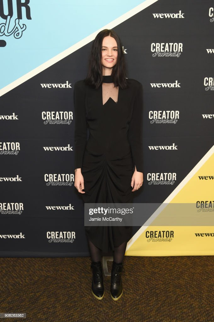 WeWork Presents Creator Awards Global Finals At The Theater At Madison Square Garden - Arrivals