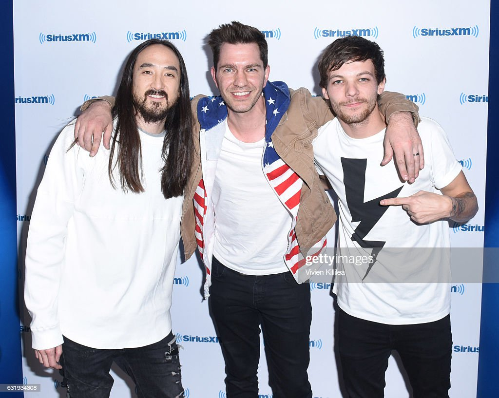 'Hits 1 in Hollywood' Launches on SiriusXM Hits 1 from the SiriusXM Los Angeles Studios : News Photo