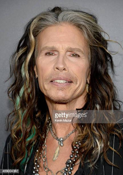 Recording artist Steven Tyler attends the 18th Annual Hollywood Film Awards at The Palladium on November 14, 2014 in Hollywood, California.