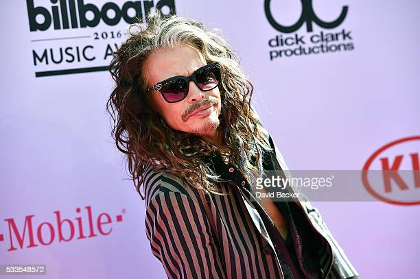 Recording artist Steven Tyler of Aerosmith attends the 2016 Billboard Music Awards at TMobile Arena on May 22 2016 in Las Vegas Nevada