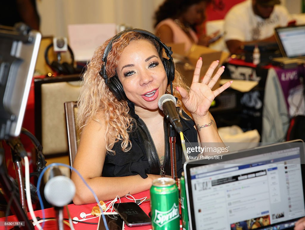CA: 2016 BET Awards - Radio Broadcast Center - Day 2