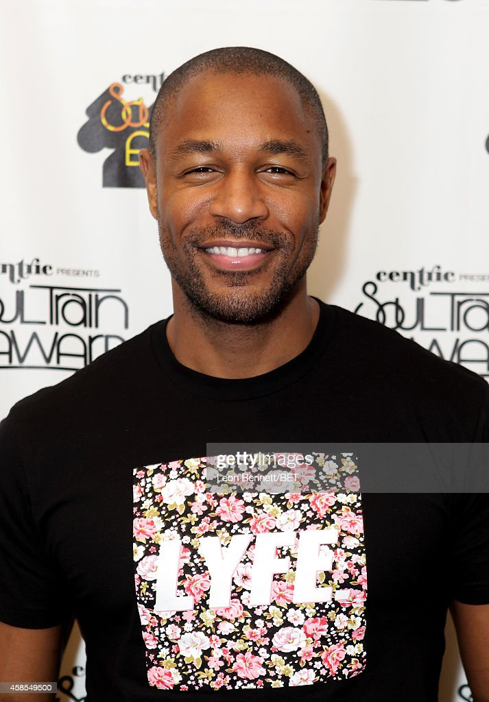 Recording artist Tank attends day 1 of the 2014 Soul Train Music Awards Gifting Suite at the Orleans Arena on November 6, 2014 in Las Vegas, Nevada.