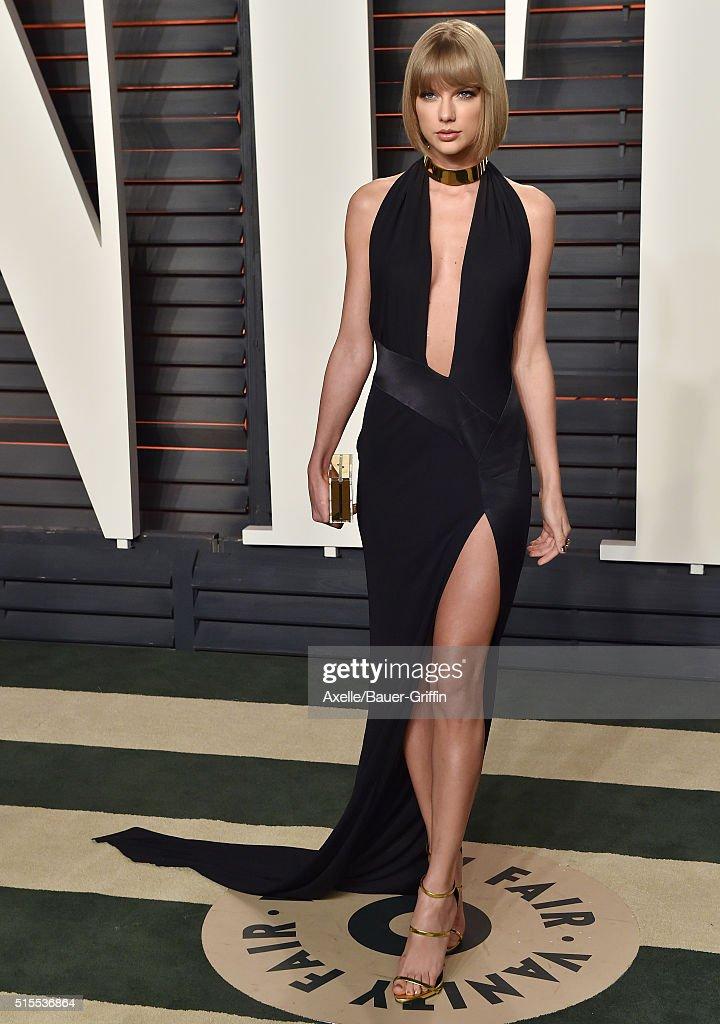 2016 Vanity Fair Oscar Party Hosted By Graydon Carter : News Photo