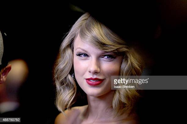 Recording artist Taylor Swift attends the 2014 iHeartRadio Music Festival at the MGM Grand Garden on September 19 2014 in Las Vegas Nevada