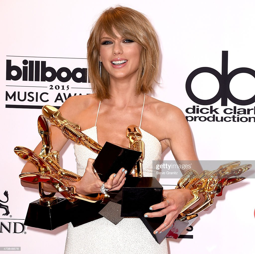 2015 Billboard Music Awards - Press Room : News Photo