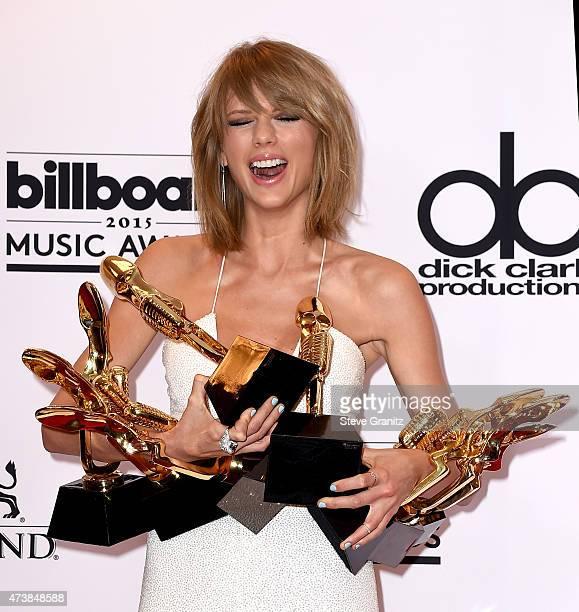 Recording artist Taylor Swift winner of Top Artist Top Female Artist Top Billboard 200 Artist Top Billboard 200 Album for '1989' Top Hot 100 Artist...