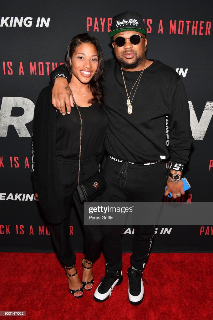 BREAKING IN Star and Producer Gabrielle Union, & Producer Will Packer Attend Private Screening at Regal Atlantic Station in Atlanta : News Photo