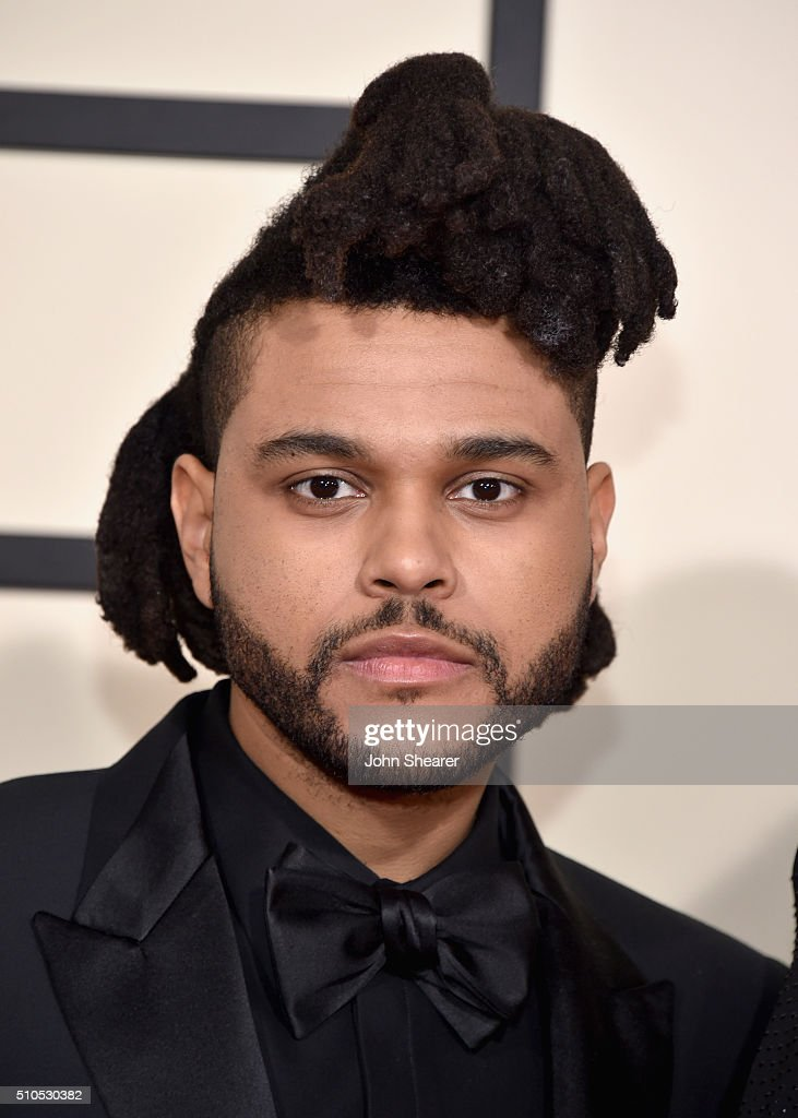 Recording artist The Weeknd attends The 58th GRAMMY Awards at Staples Center on February 15, 2016 in Los Angeles, California.