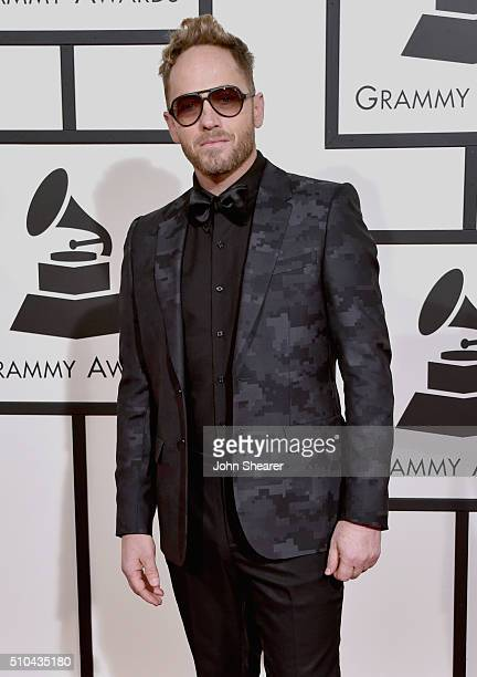 Recording artist TobyMac attends The 58th GRAMMY Awards at Staples Center on February 15 2016 in Los Angeles California