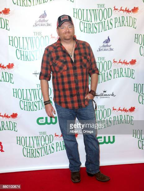 Recording artist Tom Dixon arrives at the 86th Annual Hollywood Christmas Parade held at Author Services Inc on November 26 2017 in Hollywood...