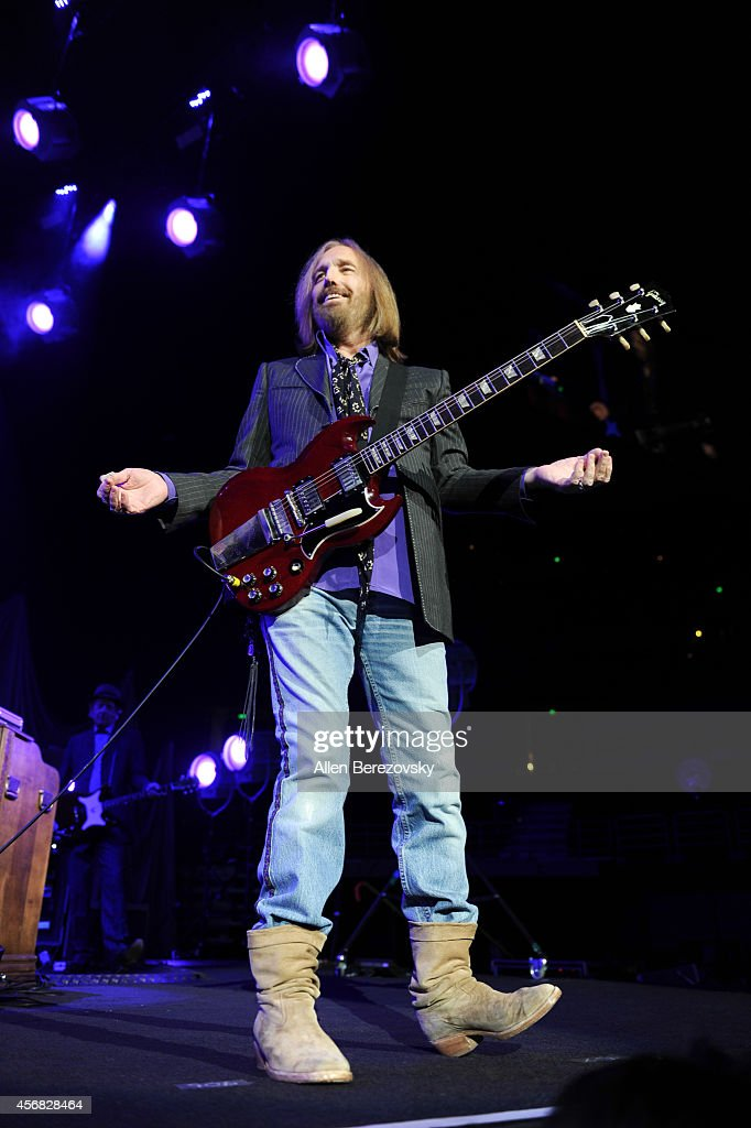 Tom Petty And The Heartbreakers In Concert - Anaheim, CA