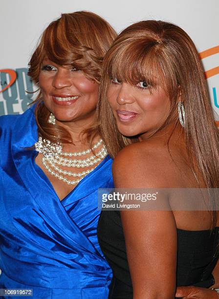 Recording artist Toni Braxton and her mother Evelyn Braxton attend Lupus LA's 8th Annual Lupus LA Orange Ball at the Beverly Wilshire Four Seasons...