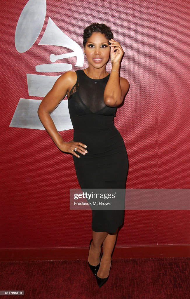 """A Conversation With Toni Braxton And Kenny """"Babyface"""" Edmonds At The Recording Academy"""