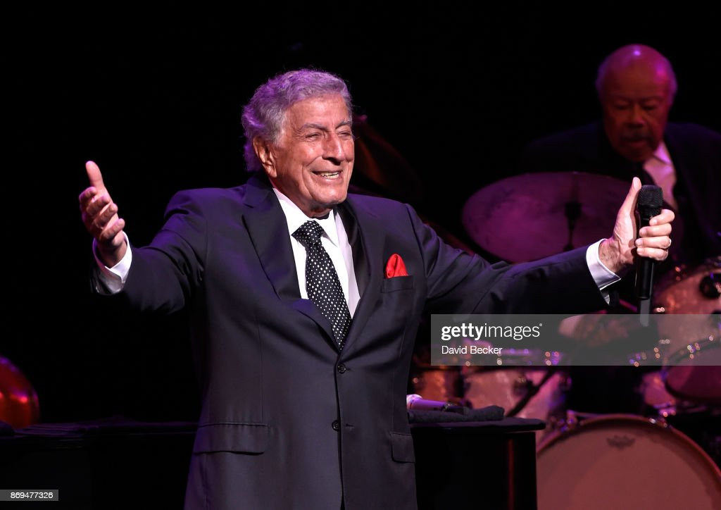 Tony Bennett Debuts Limited Engagement Of TONY: The Best Is Yet To Come At Wynn Las Vegas