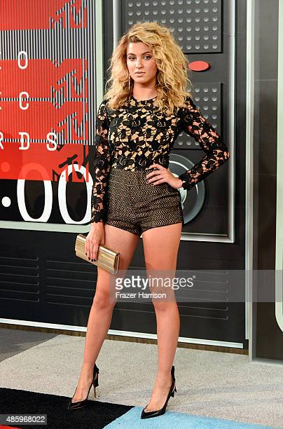 Recording artist Tori Kelly attends the 2015 MTV Video Music Awards at Microsoft Theater on August 30 2015 in Los Angeles California