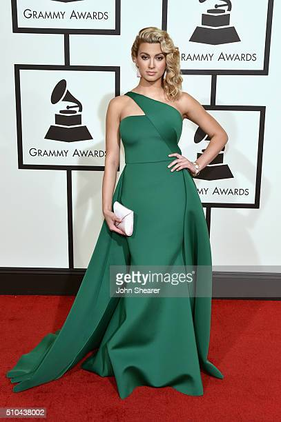 Recording artist Tori Kelly attends The 58th GRAMMY Awards at Staples Center on February 15 2016 in Los Angeles California