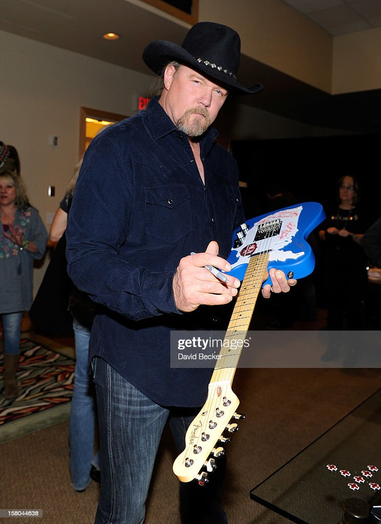 Recording artist Trace Adkins attends the Backstage Creations Celebrity Retreat at 2012 American Country Awards at the Mandalay Bay Events Center on December 9, 2012 in Las Vegas, Nevada.