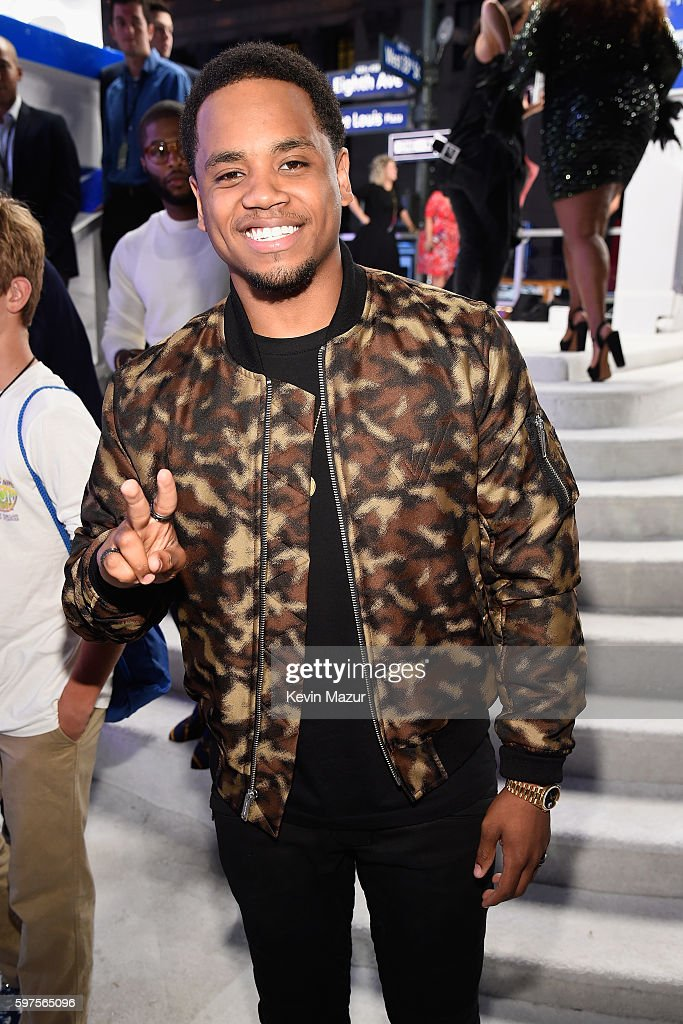 Recording artist Tristan Wilds attends the 2016 MTV Video Music Awards at Madison Square Garden on August 28, 2016 in New York City.