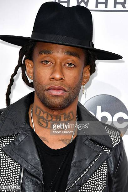 Recording artist Ty Dolla Sign attends the 2016 American Music Awards at Microsoft Theater on November 20 2016 in Los Angeles California