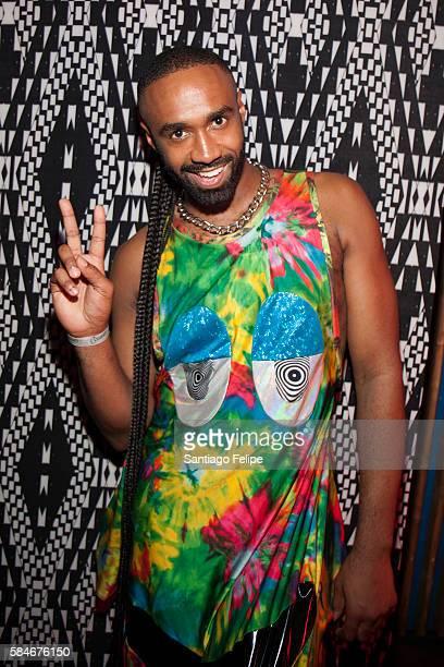 Recording artist Will Sheridan attends Yo Sissy Music Festival at Postbahnhof on July 29 2016 in Berlin Germany