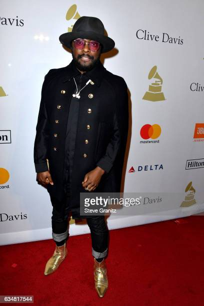 Recording artist william attends PreGRAMMY Gala and Salute to Industry Icons Honoring Debra Lee at The Beverly Hilton on February 11 2017 in Los...