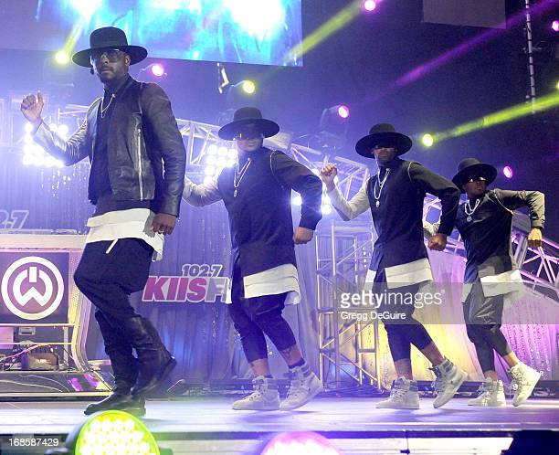 Recording artist Will.i.am performs at 102.7 KIIS FM's Wango Tango at The Home Depot Center on May 11, 2013 in Carson, California.