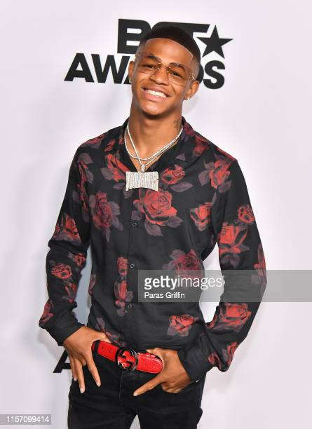 Recording artist YK Osiris attends PREMIX Hosted By Connie Orlando at The Sunset Room on June 20 2019 in Los Angeles California