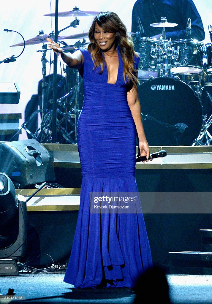 2016 MusiCares Person Of The Year Honoring Lionel Richie - Show : News Photo