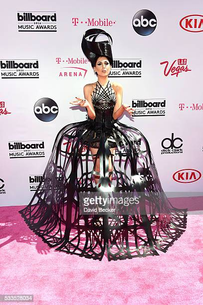 Recording artist Z LaLa attends the 2016 Billboard Music Awards at TMobile Arena on May 22 2016 in Las Vegas Nevada
