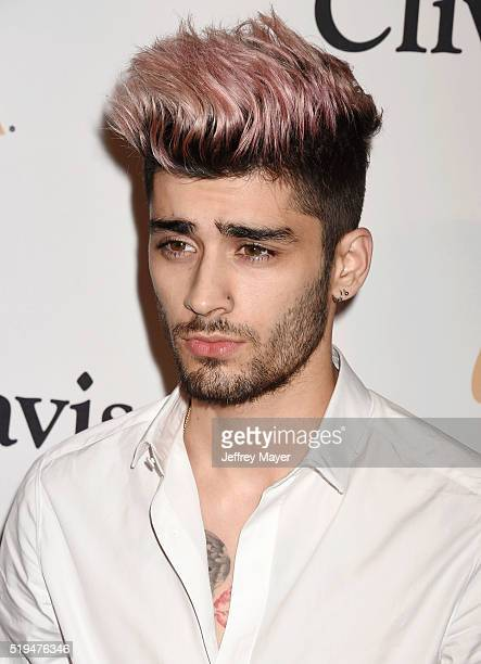 Recording artist Zayn Malik attends the 2016 PreGRAMMY Gala and Salute to Industry Icons honoring Irving Azoff at The Beverly Hilton Hotel on...