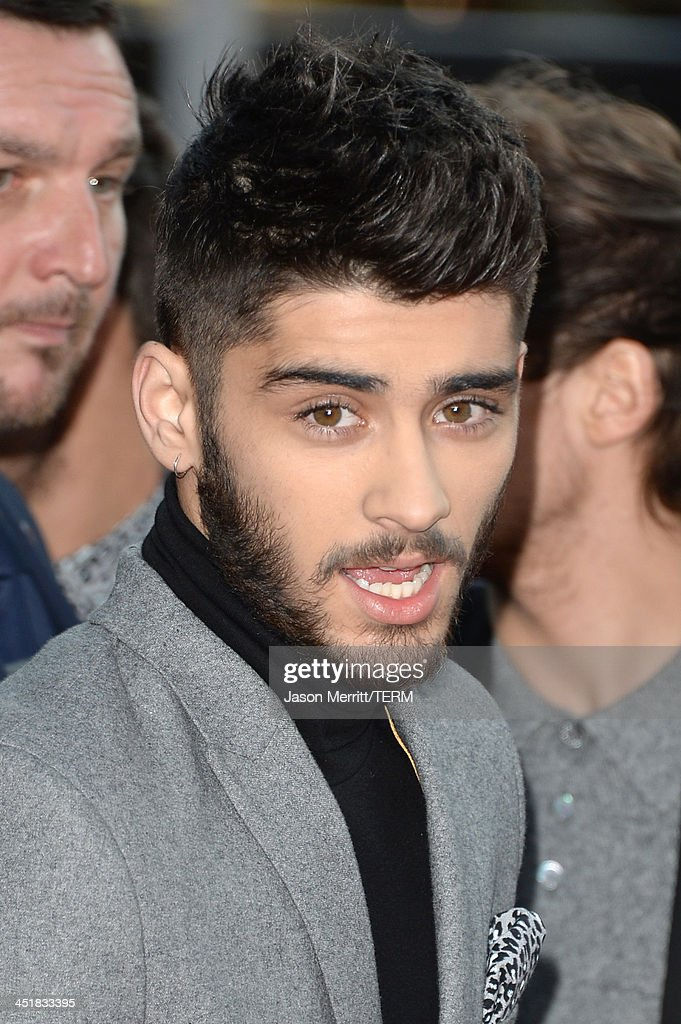 Recording artist Zayn Malik of One Direction attends the ...