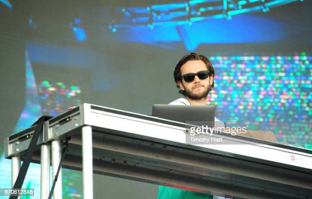 Recording Artist ZEDD performs at Nickelodeon SlimeFest at Huntington Bank Pavilion at Northerly Island on June 9 2018 in Chicago Illinois
