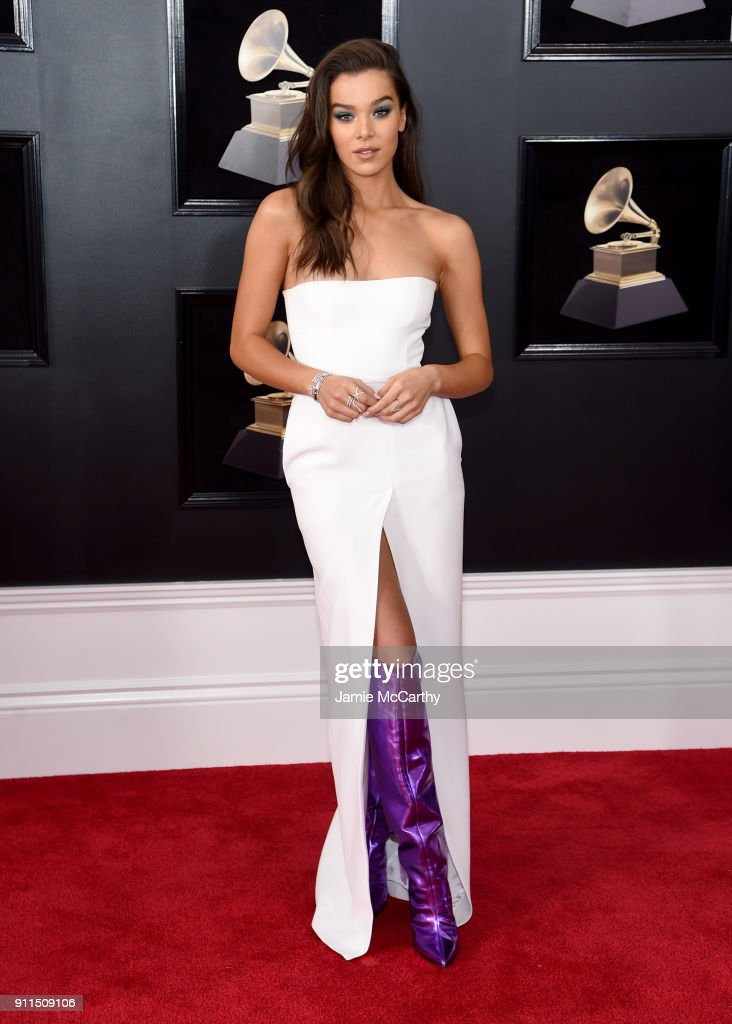 60th Annual GRAMMY Awards - Arrivals : Foto jornalística